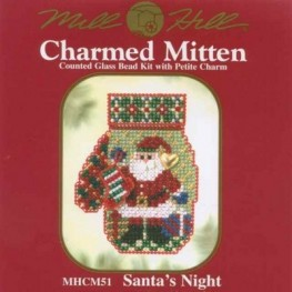 Набор Santa's Night Mill Hill MHCM51