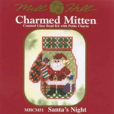 Набор Santa's Night Mill Hill MHCM51