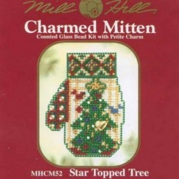 Набор Star Topped Tree Mill Hill MHCM52