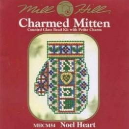 Набір Noel Heart Mill Hill MHCM54