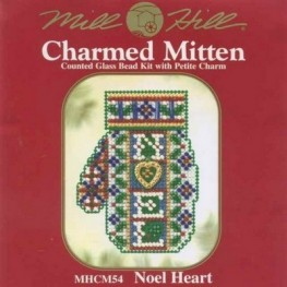 Набор Noel Heart Mill Hill MHCM54