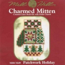 Набір Patchwork Holiday Mill Hill MHCM49