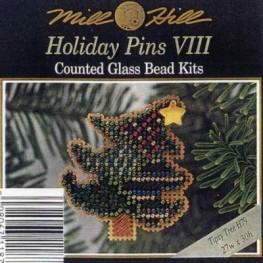 Набор Tipsy Tree Mill Hill H79