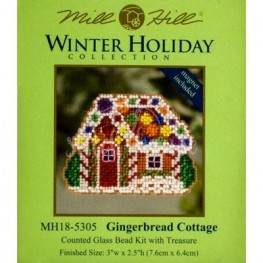 Набір Gingerbread Cottage Mill Hill MH185305