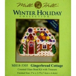 Набор Gingerbread Cottage Mill Hill MH185305