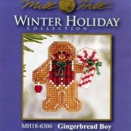 Набор Gingerbread Boy Mill Hill MH186306