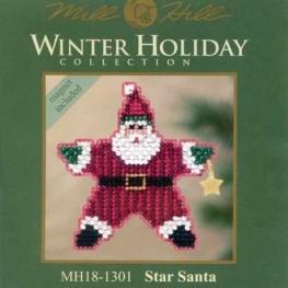Набор Star Santa Mill Hill MH181301