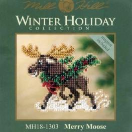 Набір Merry Moose Mill Hill MH181303