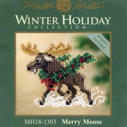 Набор Merry Moose Mill Hill MH181303