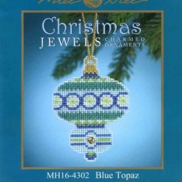 Набор Blue Topaz Mill Hill MH164302