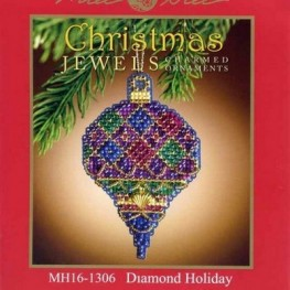 Набір Diamond Holiday Mill Hill MH161306