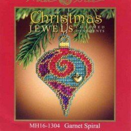 Набор Garnet Spiral Mill Hill MH161304