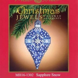Набір Sapphire Snow Mill Hill MH161302