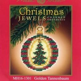Набор Golden Tannenbaum Mill Hill MH161301