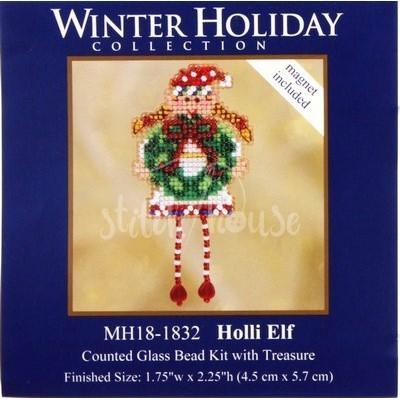 Набор Holli Elf Mill Hill MH181832