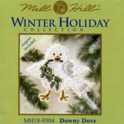 Набор Downy Dove Mill Hill MH189304