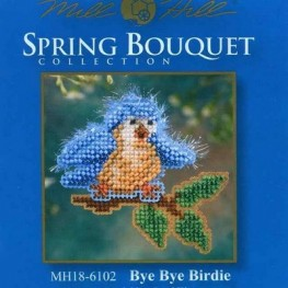 Набор Bye Bye Birdie Mill Hill MH186102
