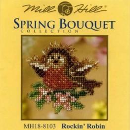 Набір Rockin Robin Mill Hill MH188103