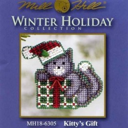Набор Kitty's Gift Mill Hill MH186305