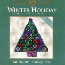 Набор Paisley Tree Mill Hill MH182303