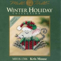 Набор Kris Mouse Mill Hill MH181306