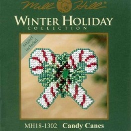 Набір Candy Canes Mill Hill MH181302