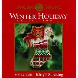 Набір Kitty's Stocking Mill Hill MH180301