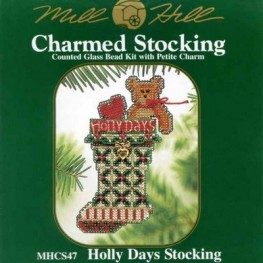 Набор Holly Days Stocking Mill Hill MHCS47