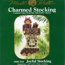 Набор Joyful Stocking Mill Hill MHCS44