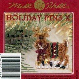 Набор Jingle Rudy Mill Hill H95
