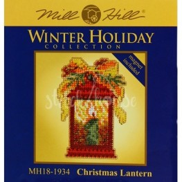 Набор Christmas Lantern Mill Hill MH181934