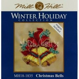 Набор Christmas Bells Mill Hill MH181835
