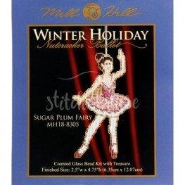 Набор Sugar Plum Fairy Mill Hill MH188305