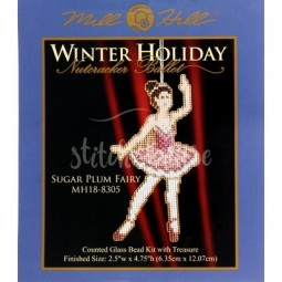 Набор Sugar Plum Fairy Mill Hill MH188305