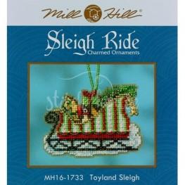 Набор Toyland Sleigh Mill Hill MH161733