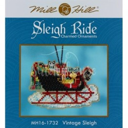 Набор Vintage Sleigh Mill Hill MH161732