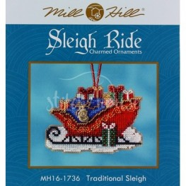 Набір Traditional Sleigh Mill Hill MH161736