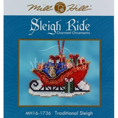 Набор Traditional Sleigh Mill Hill MH161736