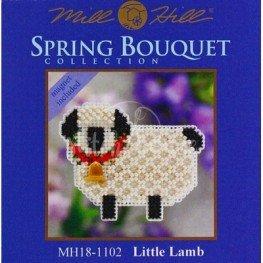 Набор Little Lamb Mill Hill MH181102