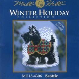 Набір Scottie Mill Hill MH184306