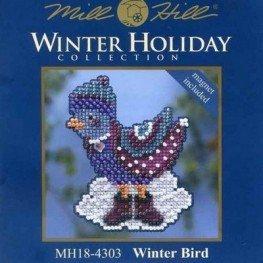 Набор Winter Bird Mill Hill MH184303