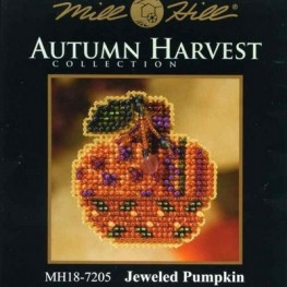 Набір Jeweled Pumpkin Mill Hill MH187205