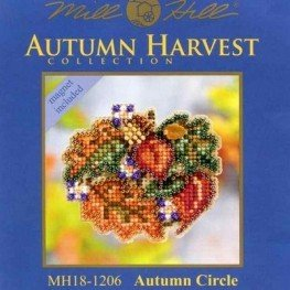 Набор Autumn Circle Mill Hill MH181206