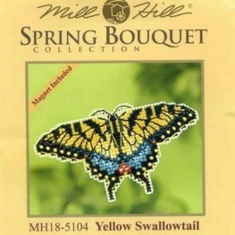 Набор Yellow Swallowtail Mill Hill MH185104