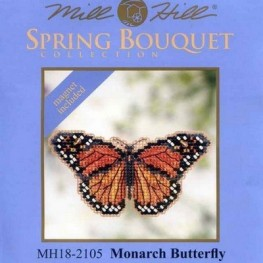 Набор Monarch Butterfly Mill Hill MH182105