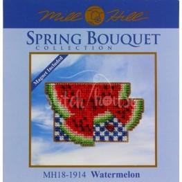 Набор Watermelon Mill Hill MH181914