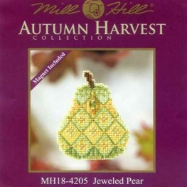 Набор Jeweled Pear Mill Hill MH184205