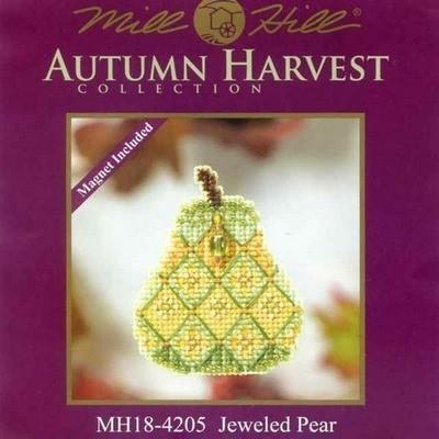 Набор Jeweled Pear Mill Hill MH184205