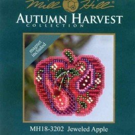 Набор Jeweled Apple Mill Hill MH183202