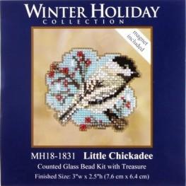 Набір Little Chickadee Mill Hill MH181831